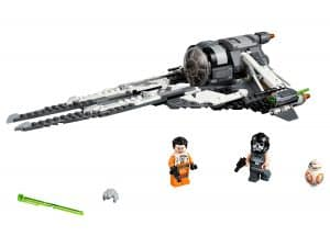 lego black ace tie interceptor 75242