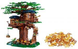 lego boomhut 21318