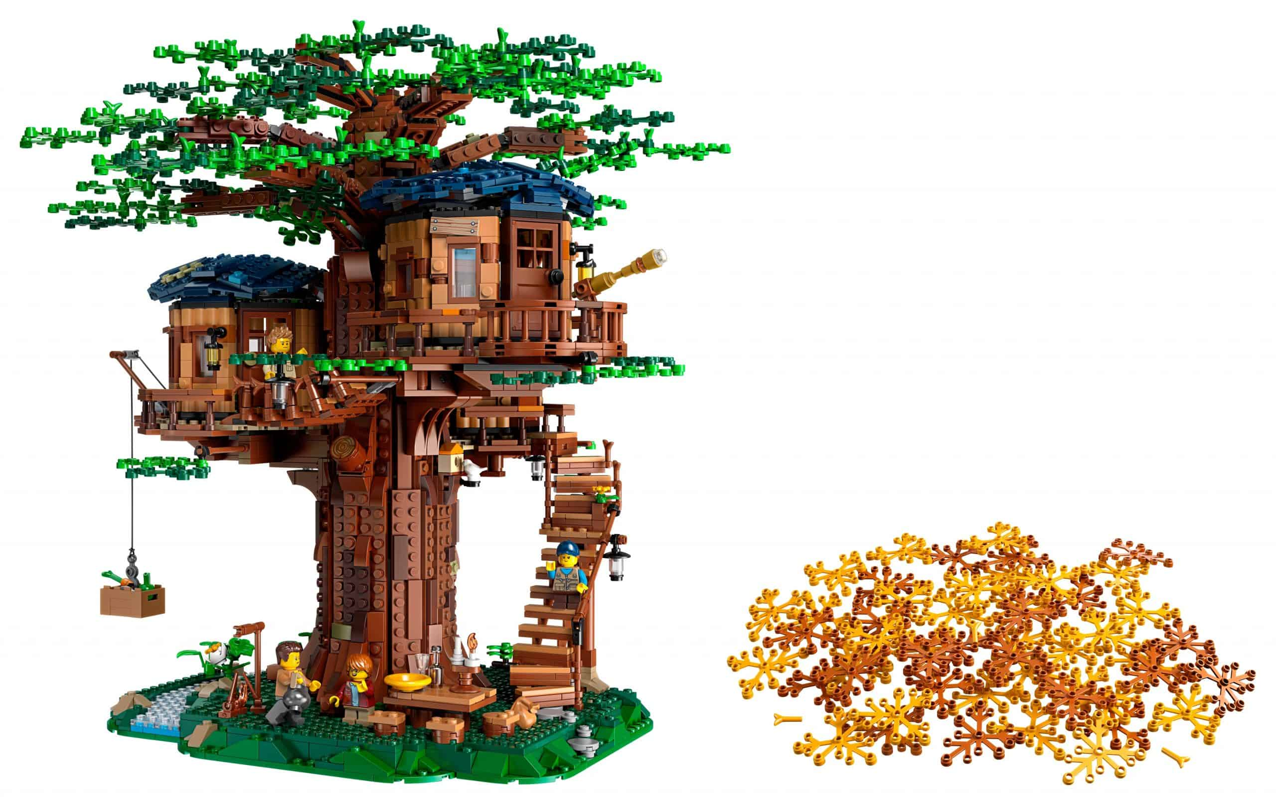 lego boomhut 21318 scaled