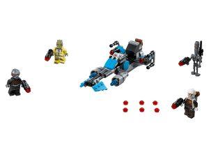 lego bounty hunter speeder bike battle pack 75167