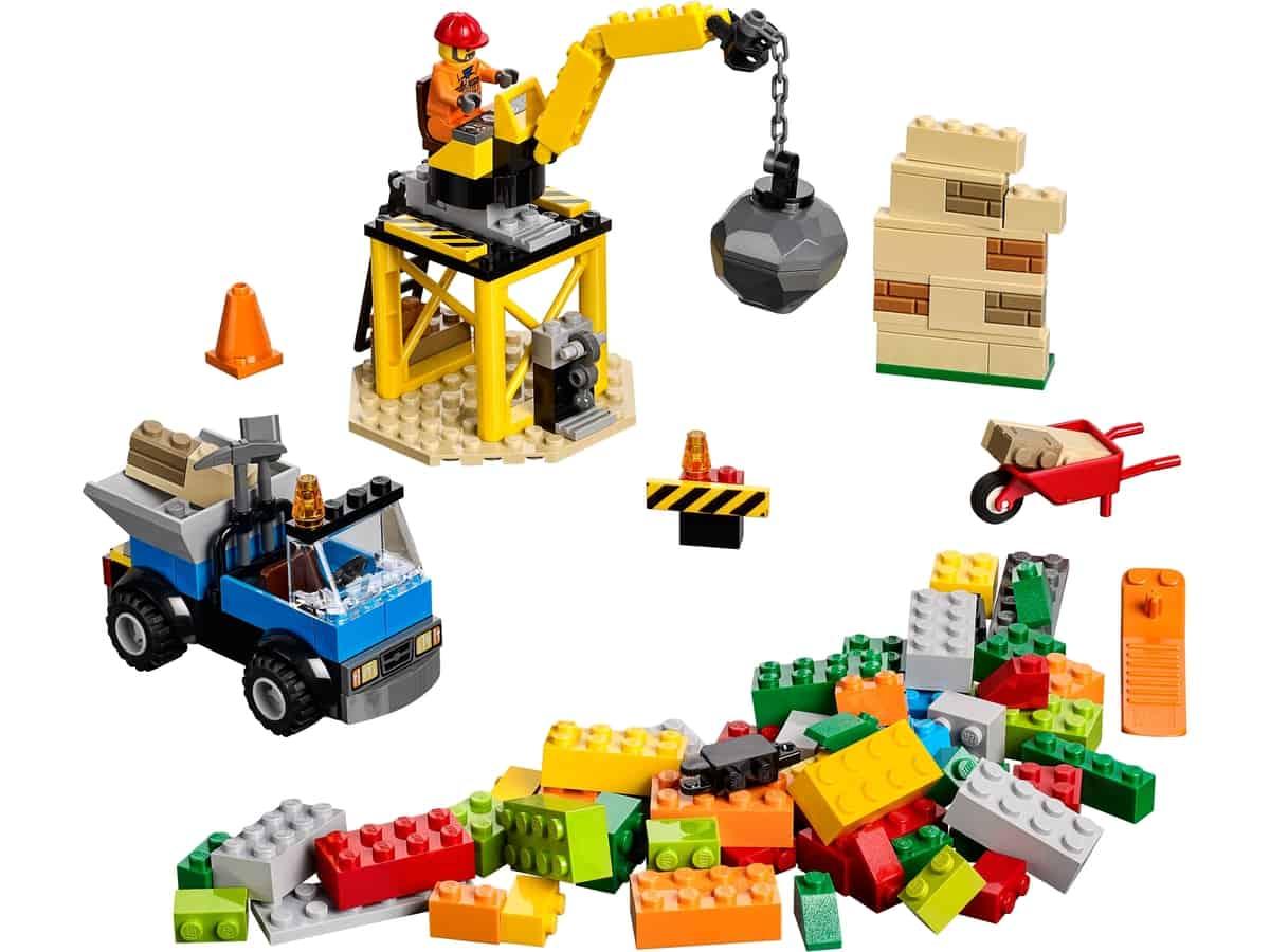 lego bouwplaats 10667