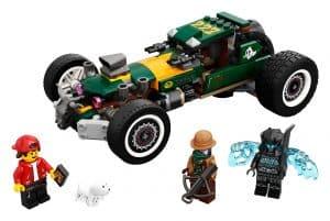 lego bovennatuurlijke racewagen 70434