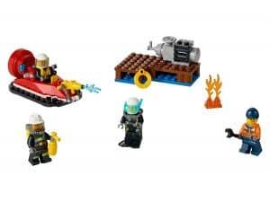lego brandweer starterset 60106