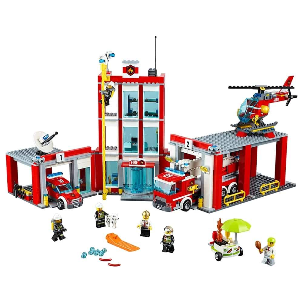 lego brandweerkazerne 60110