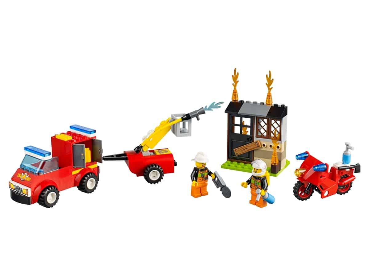 lego brandweerkoffer 10740