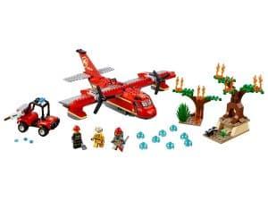lego brandweervliegtuig 60217