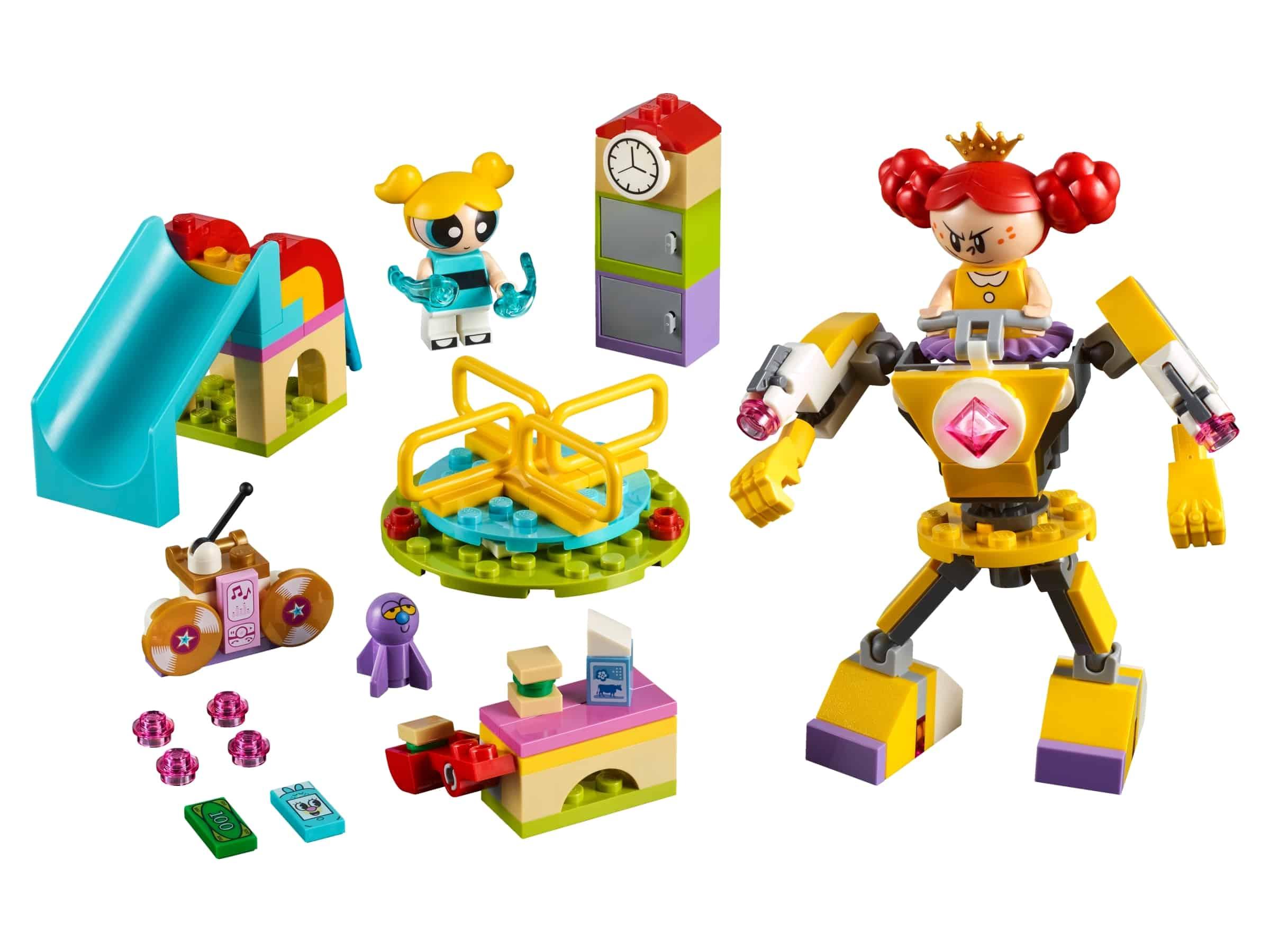lego bubbles speeltuinduel 41287