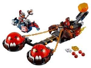 lego chaoskoets van de monster meester 70314