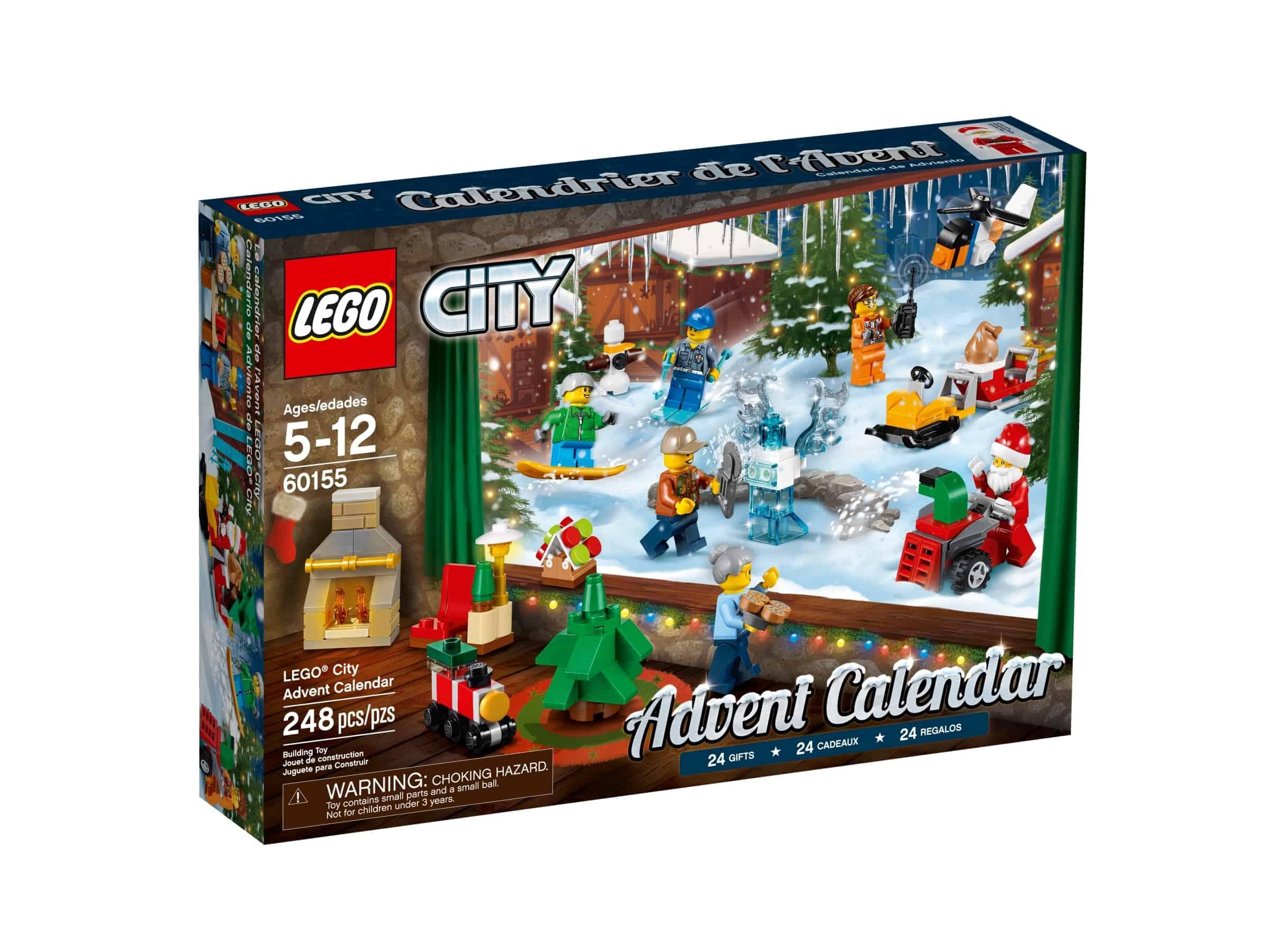 lego city adventkalender 60155