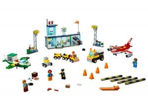 lego city central luchthaven 10764