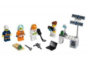 lego city minifigurenpakket 40345