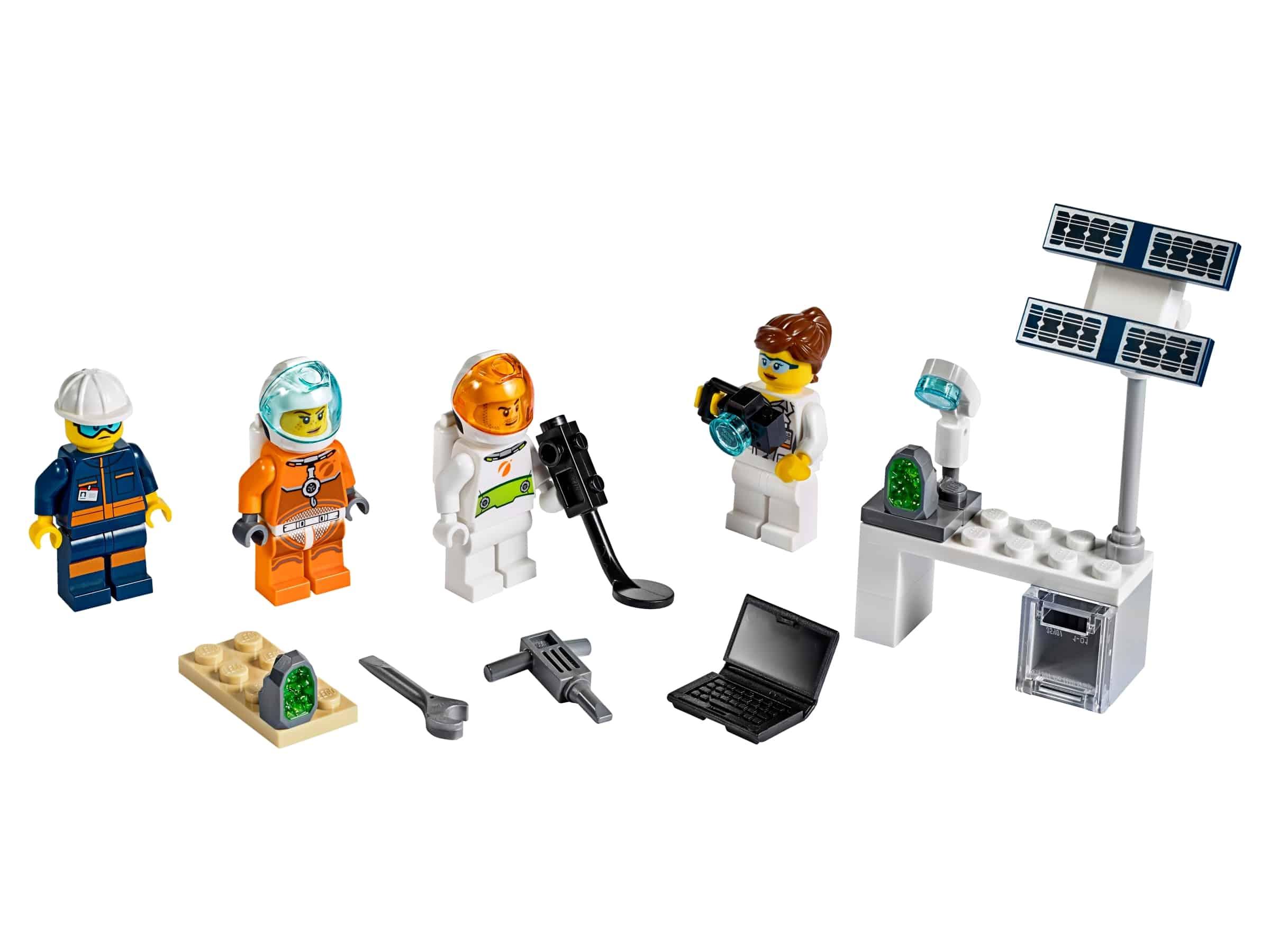 lego city minifigurenpakket 40345