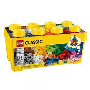 lego classic creatieve medium opbergdoos 10696