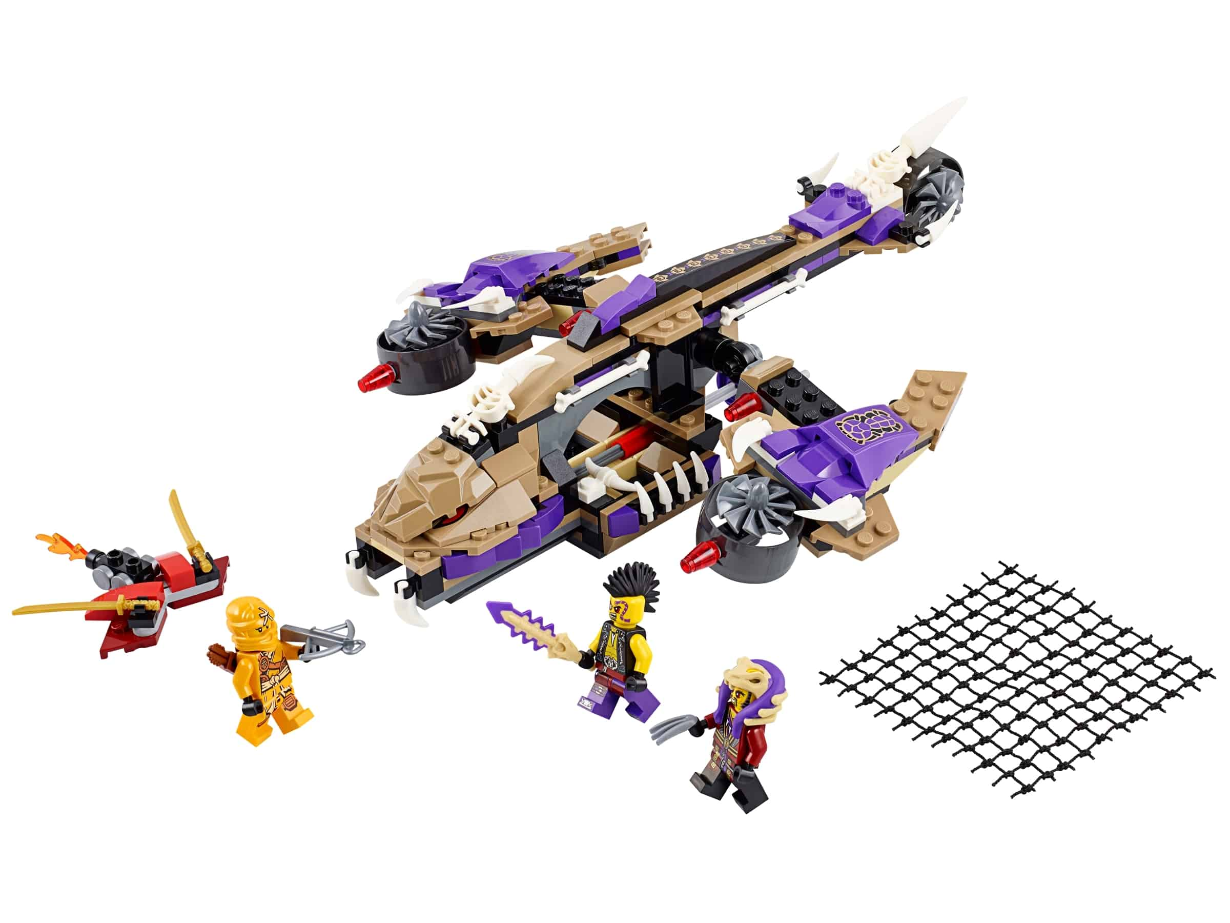 lego condrai helikopteraanval 70746