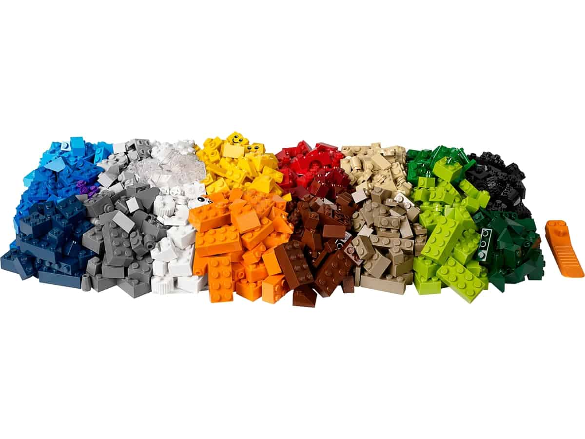 lego creatieve koffer 10682
