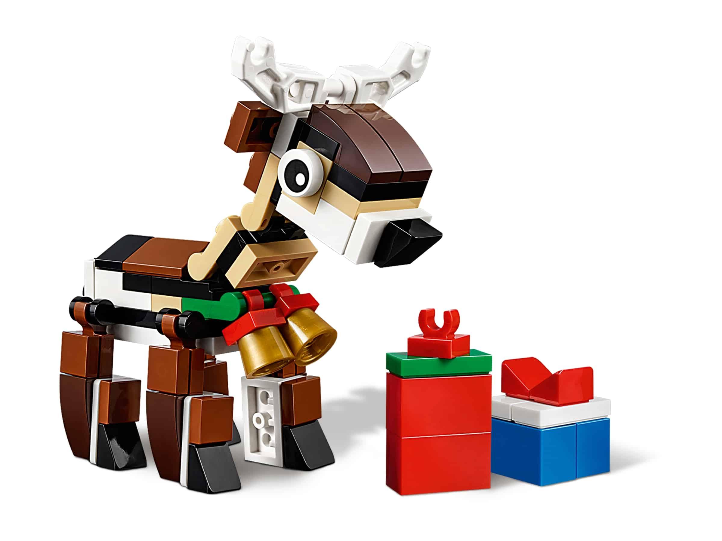 lego creator rendier 40434