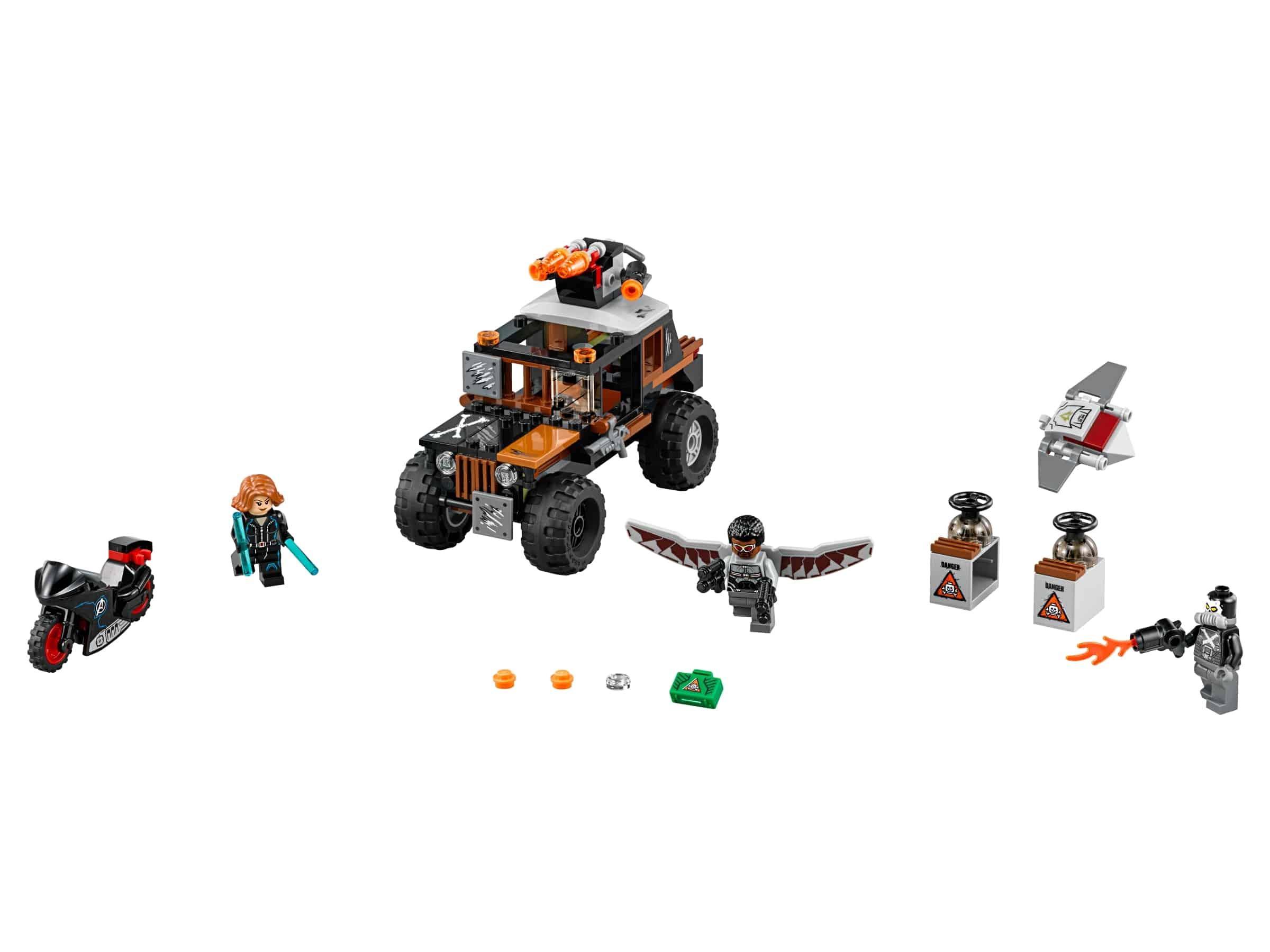 lego crossbones gifdiefstal 76050