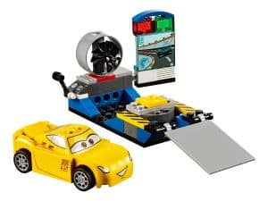 lego cruz ramirez race simulator 10731
