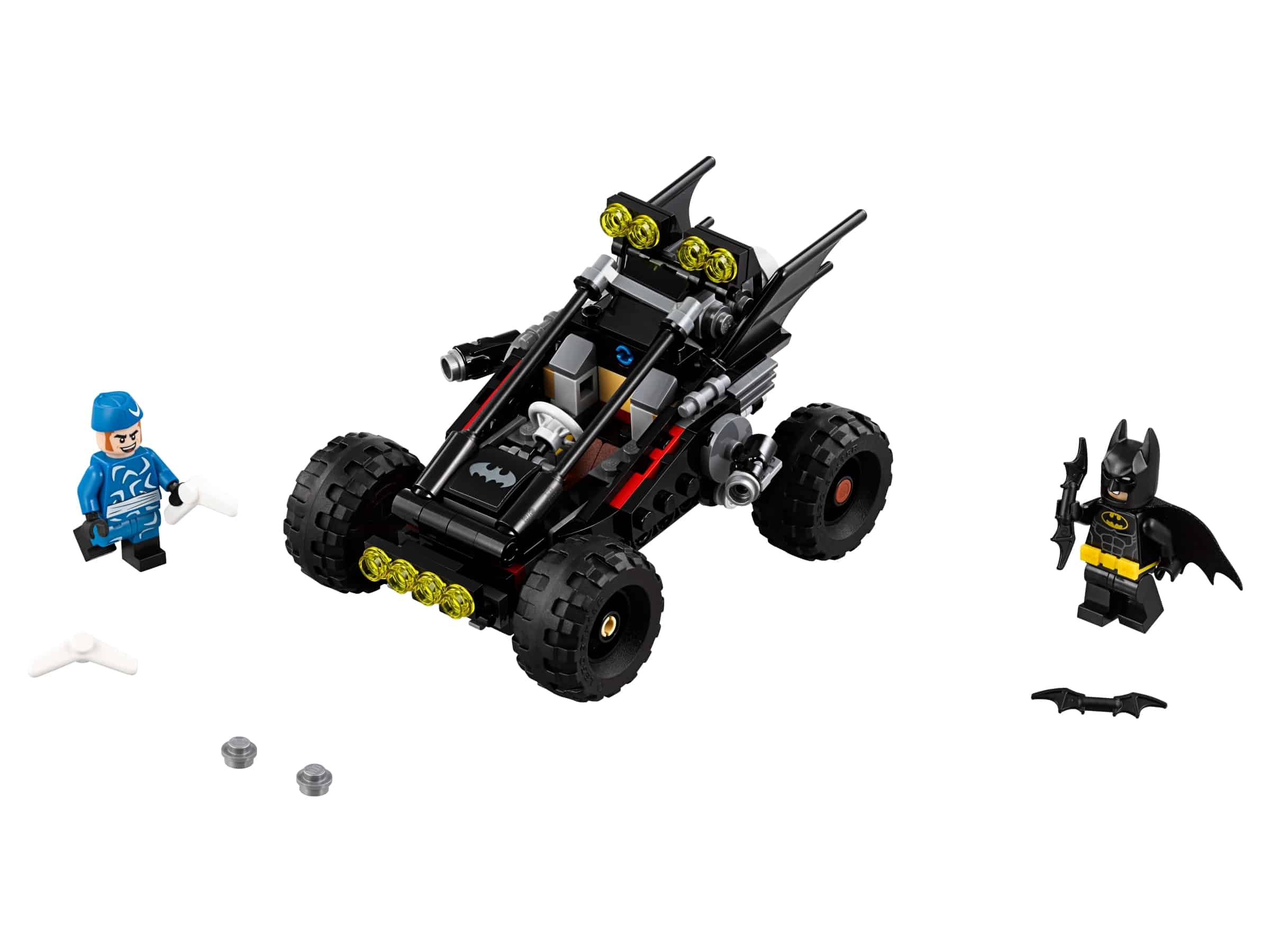 lego de bat dune buggy 70918