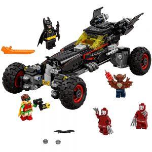 lego de batmobile 70905
