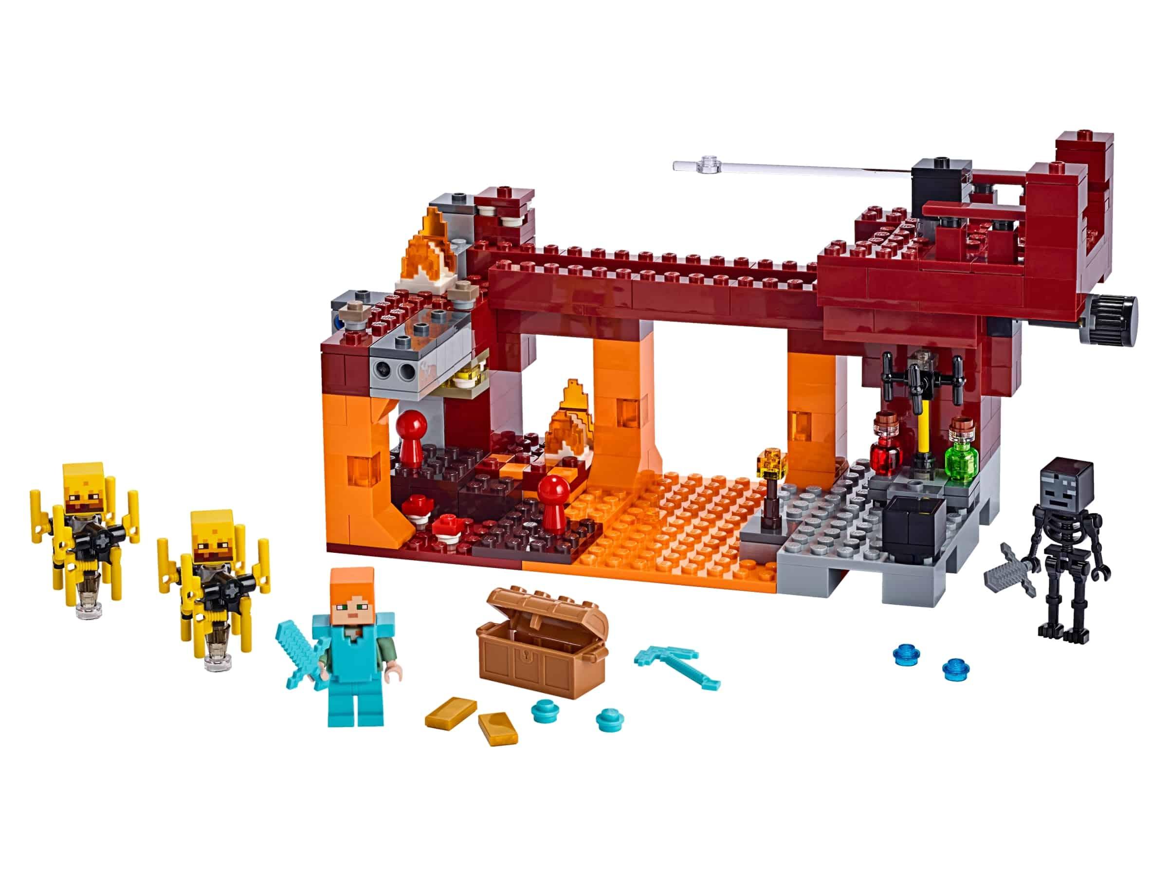 lego de blaze brug 21154