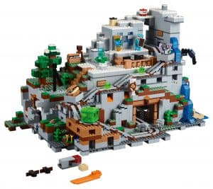 lego de grot in de bergen 21137