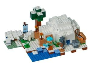 lego de iglo 21142