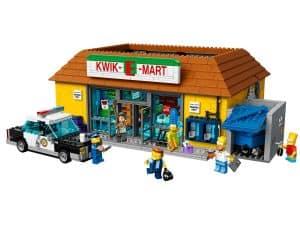 lego de kwik e mart 71016