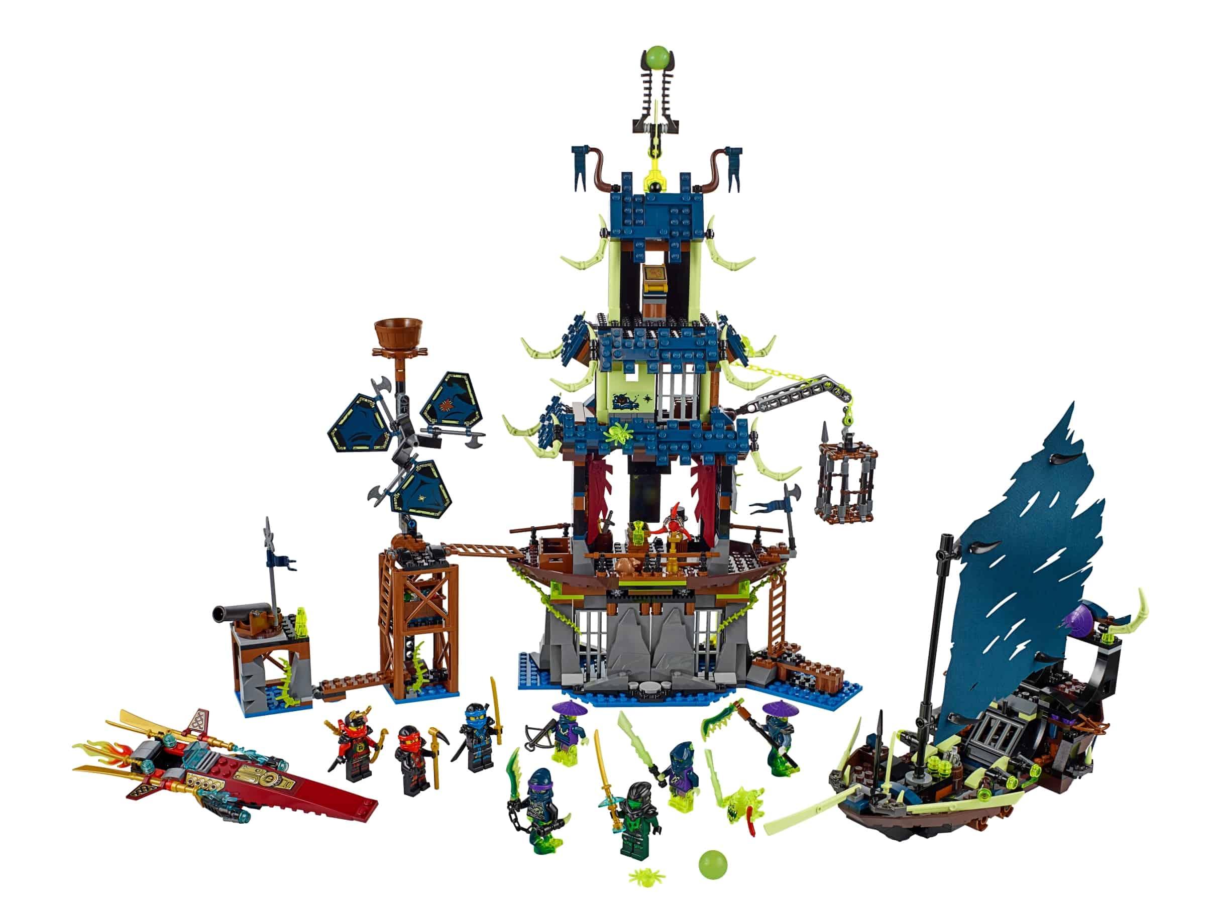 lego de stad stiix 70732