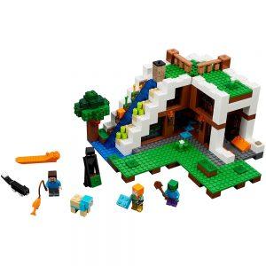 lego de watervalbasis 21134