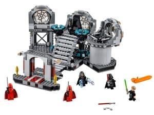 lego death star beslissend duel 75093