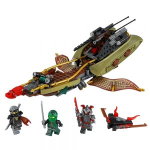 lego destinys shadow 70623