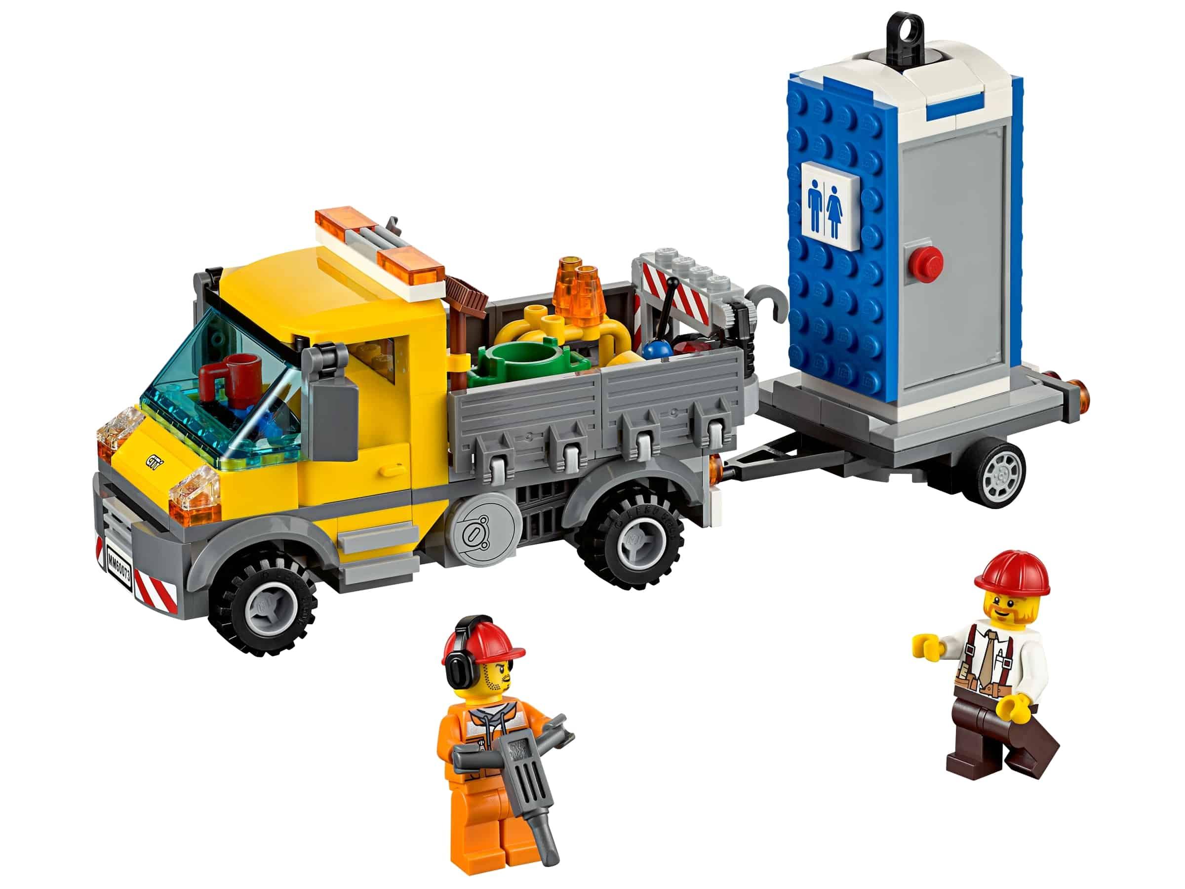 lego dienstwagen 60073