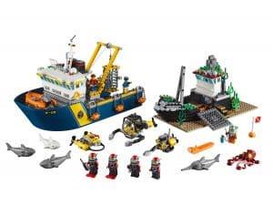 lego diepzee onderzoeksschip 60095