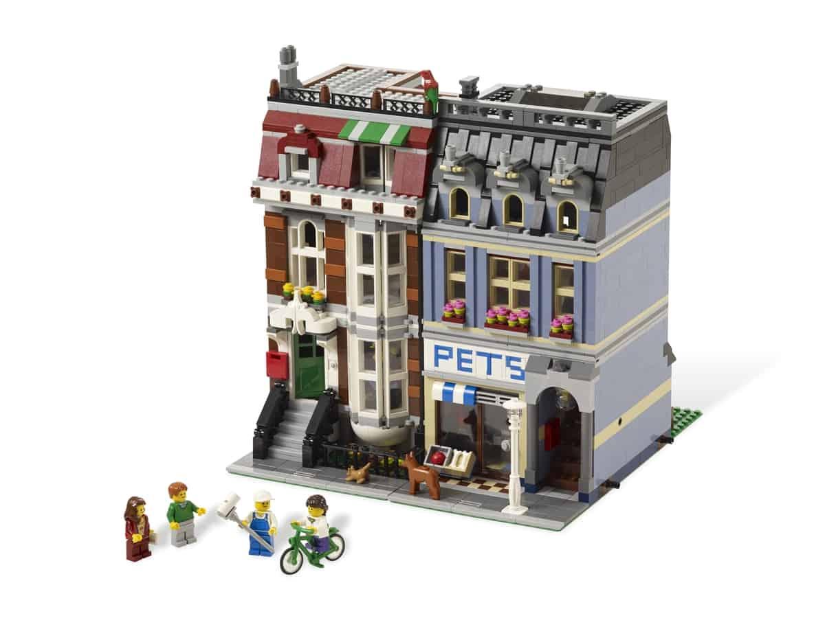 lego dierenwinkel 10218