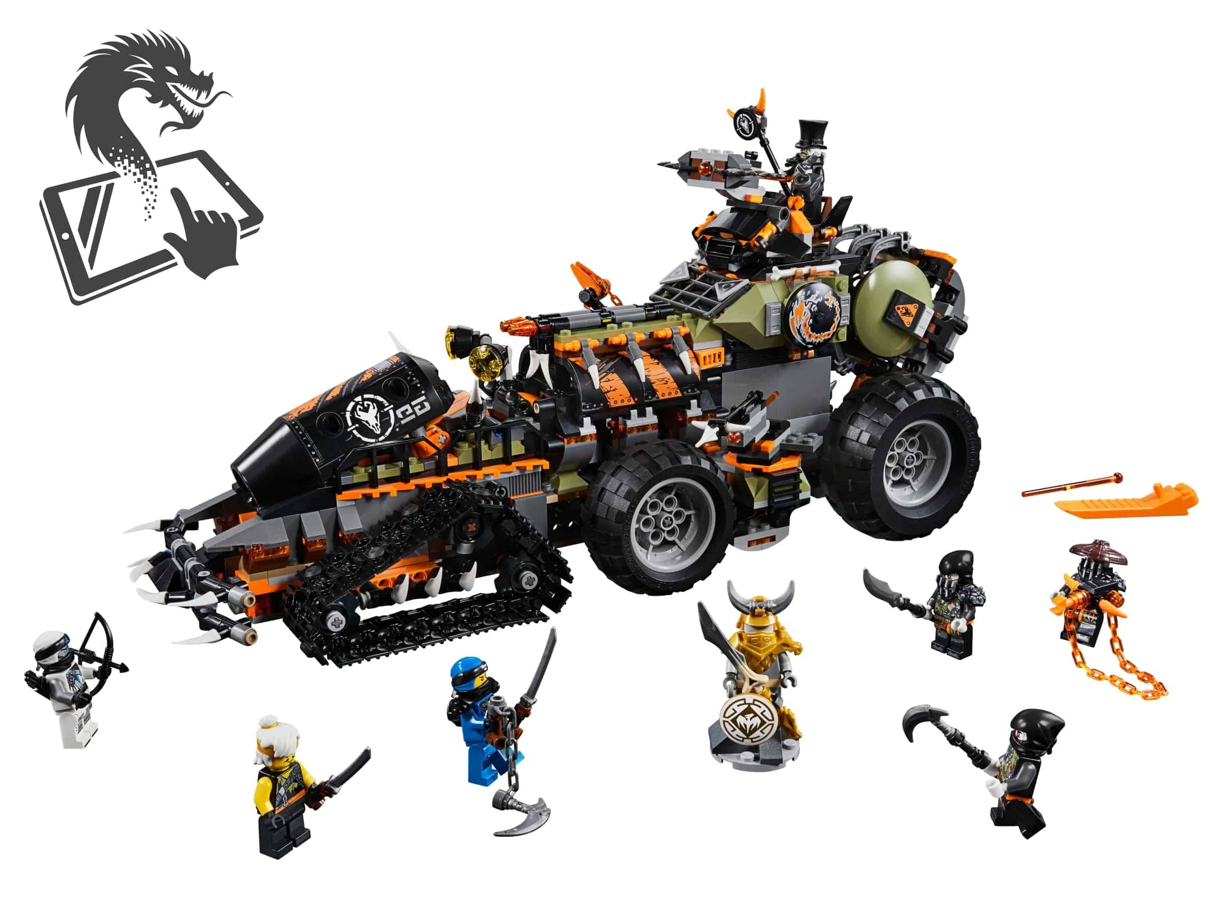 lego dieselnaut 70654