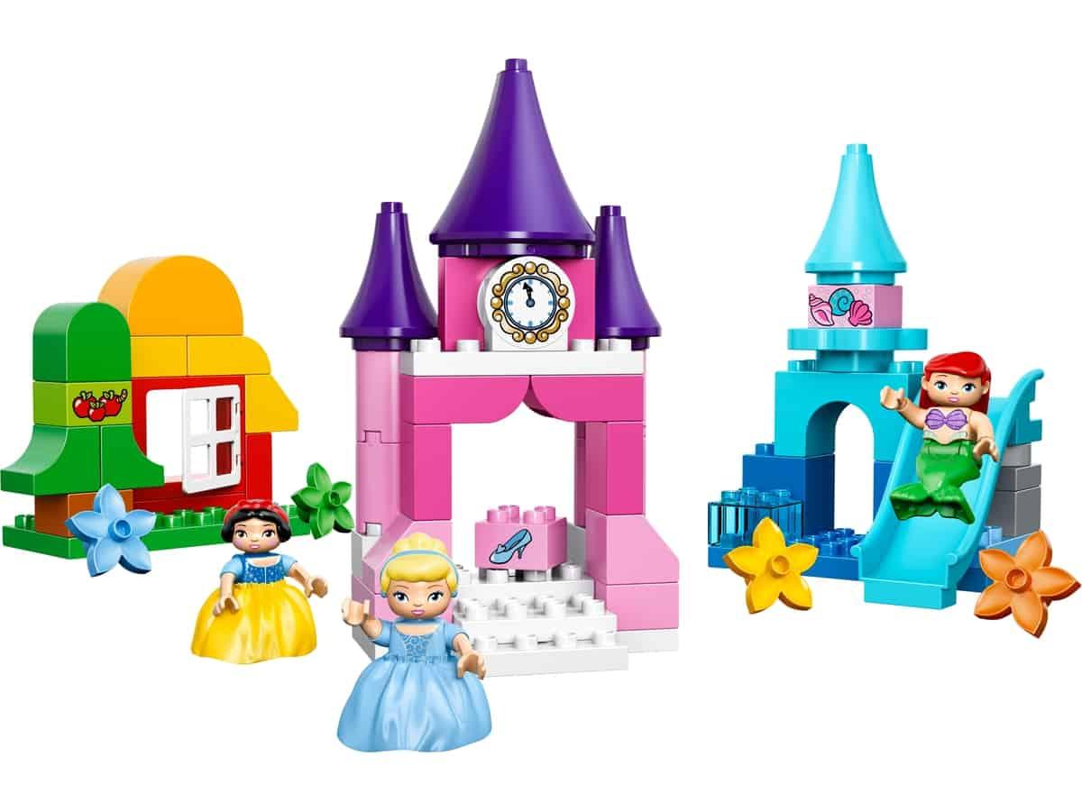 lego disney princess prinsessen 10596