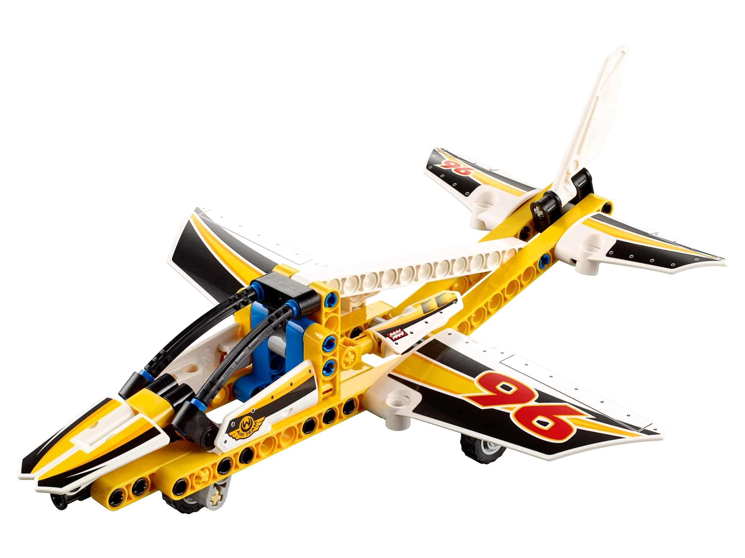 lego display team straaljager 42044
