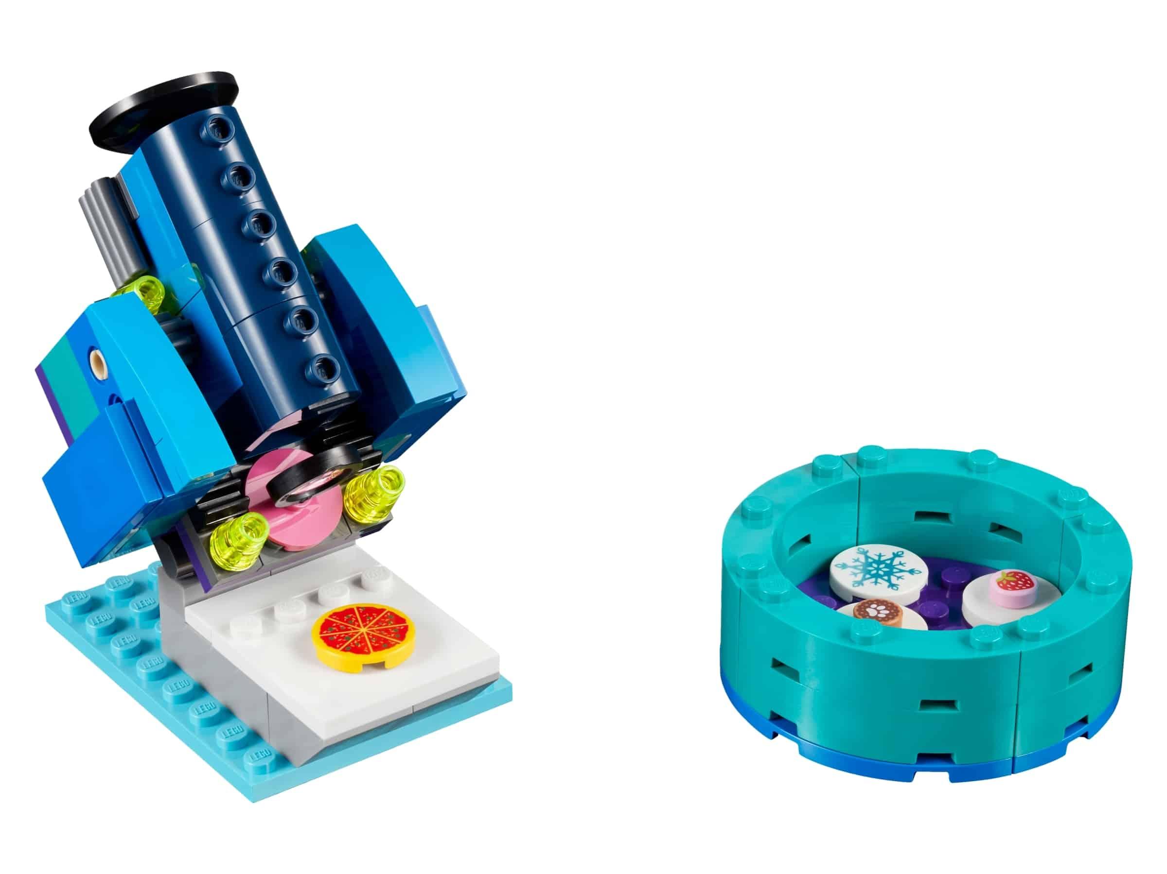 lego dr fox vergrootmachine 40314
