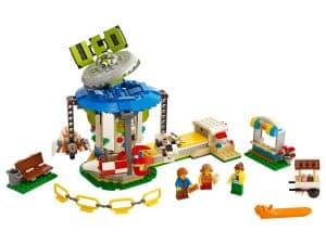 lego draaimolen 31095