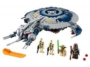lego droid gunship 75233