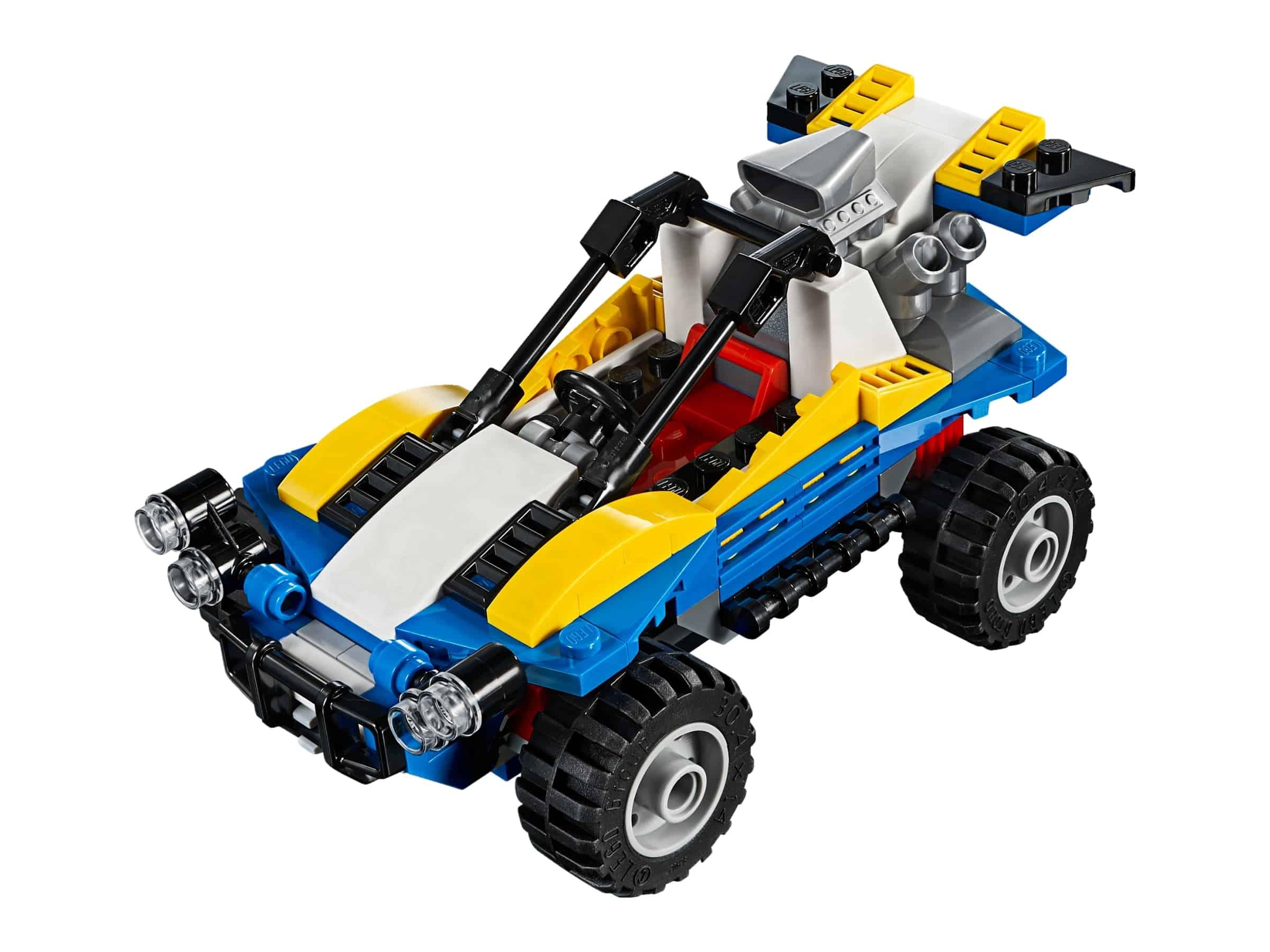 lego dune buggy 31087