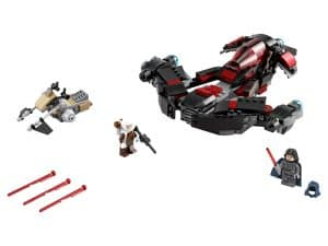lego eclipse fighter 75145