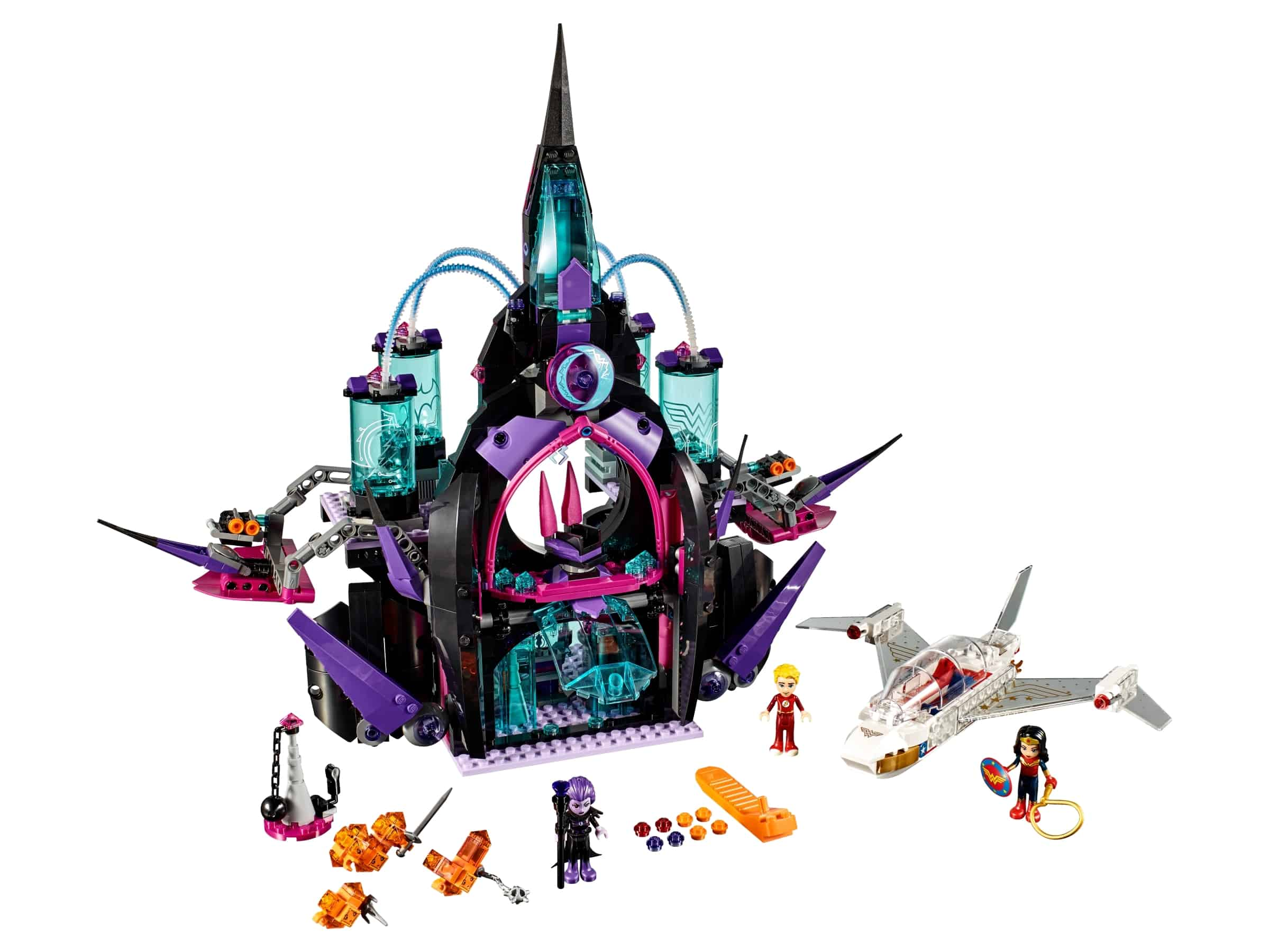 lego eclipso duister paleis 41239