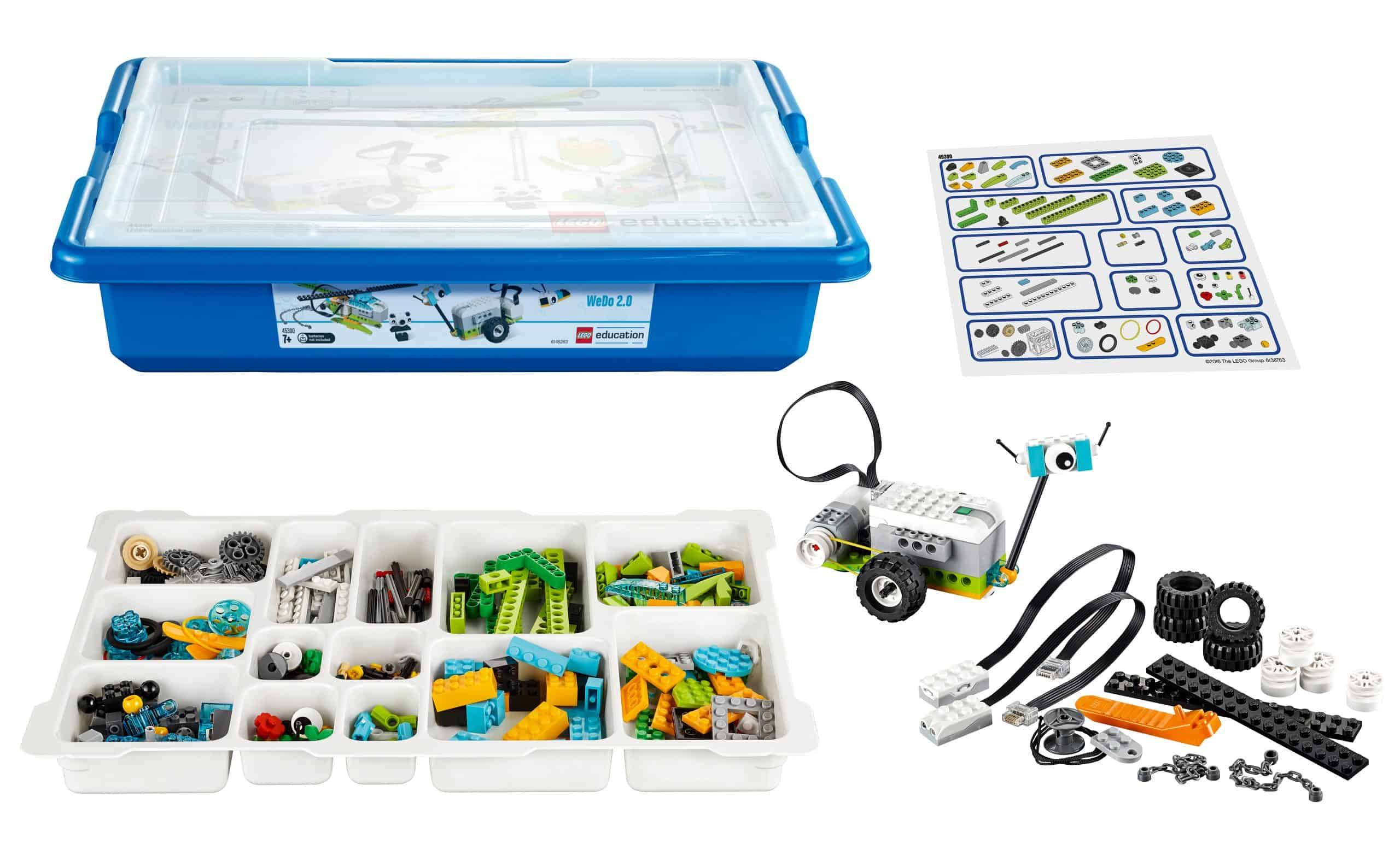 LEGO® Education WeDo 2.0 basisset 45300