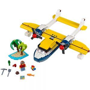 lego eiland avonturen 31064