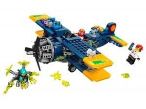lego el fuegos stuntvliegtuig 70429