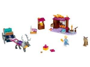 lego elsas koetsavontuur 41166