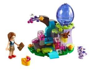 lego emily jones de baby winddraak 41171