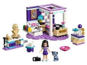 lego emmas luxe slaapkamer 41342